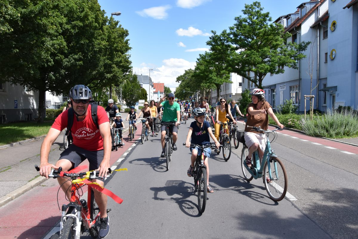 Kidical Mass Nürtingen Juni 2020